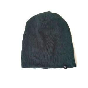 TNA  hat beanie dark green